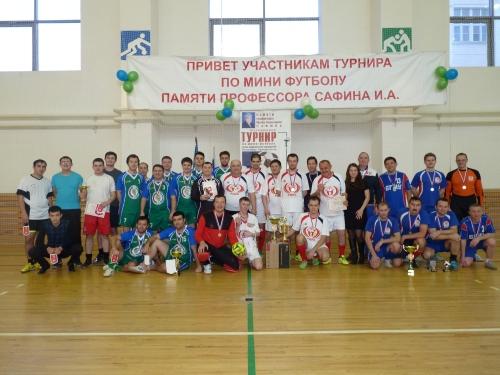 Байрамгулов Р.Р.
