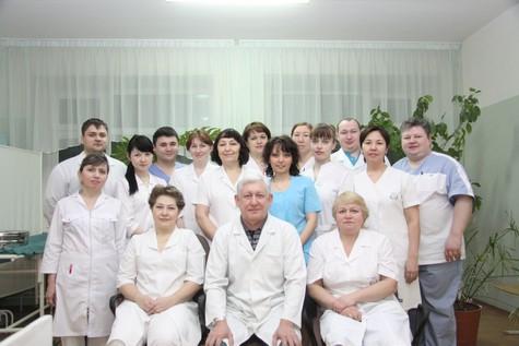 Новокузнецкой городской клинической больницы 1